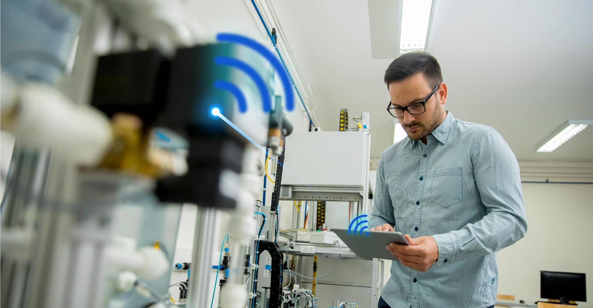 The First Steps of your IIoT Implementation   IXON Cloud
