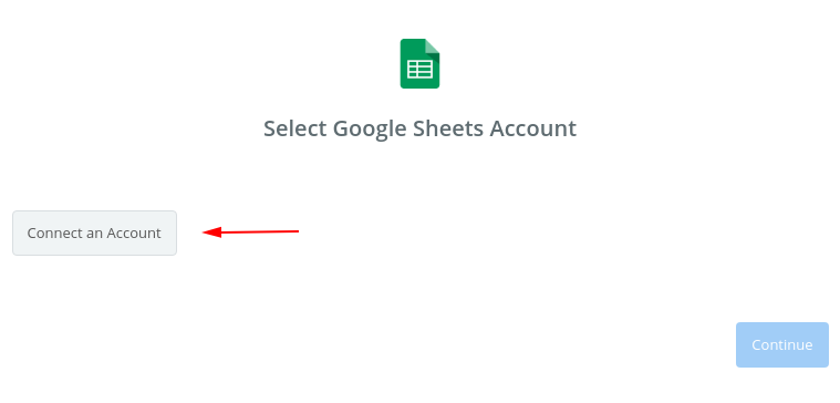 Step 14. Grant Google Sheet access with your Google account - IXON Cloud integration
