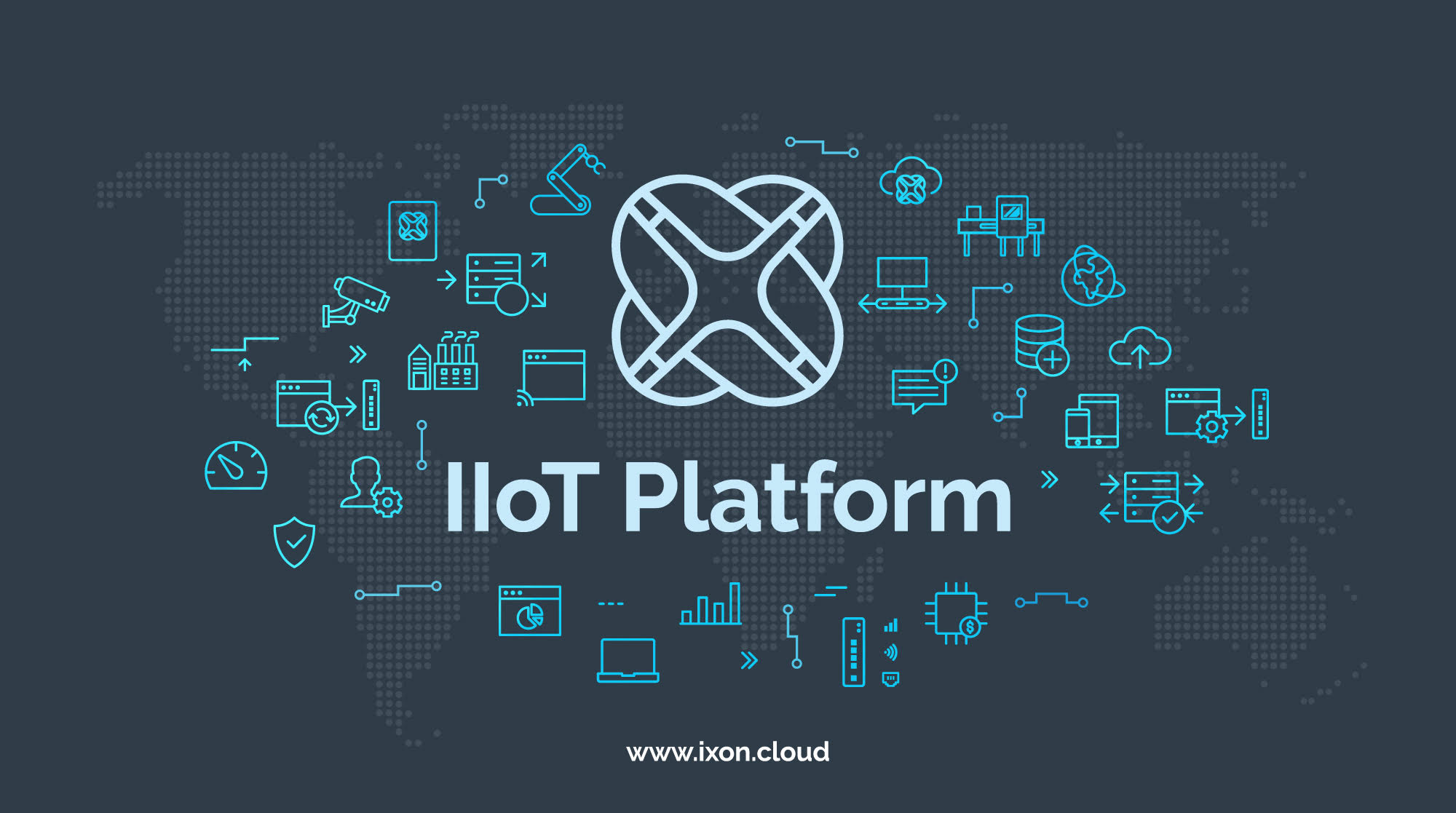 Easiest Industrial Internet Of Things platform (IIoT) for Machine Builders, Building Automation and Industrial Automation - IXON Cloud